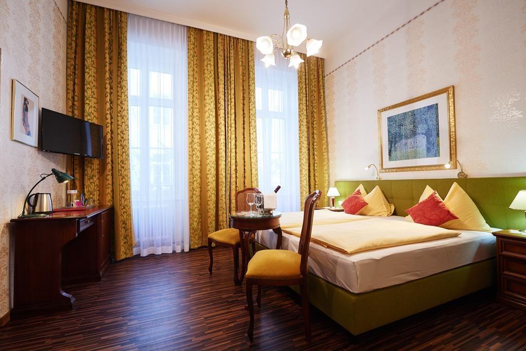 Hotel Austria quarto