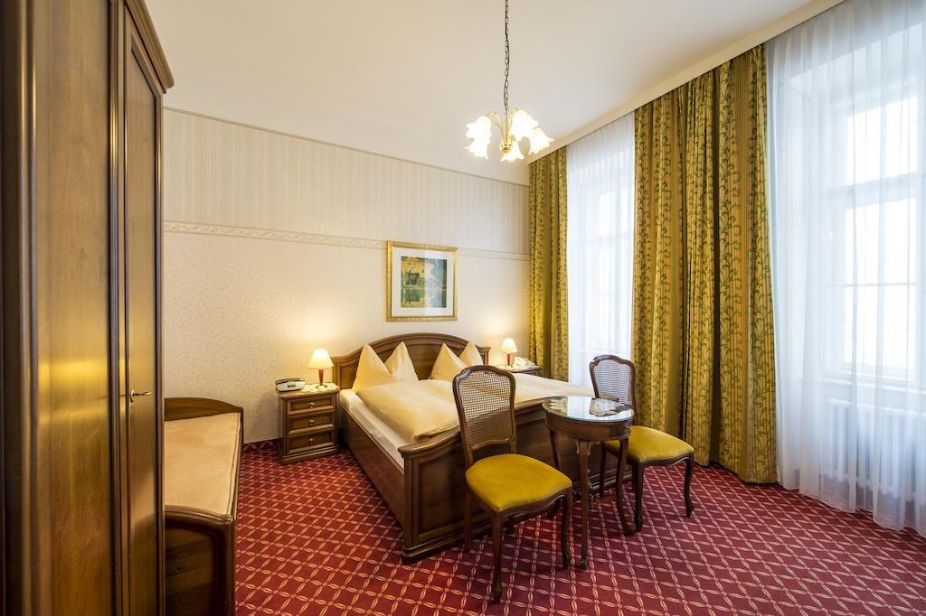 Hotel Austria quarto espaçoso