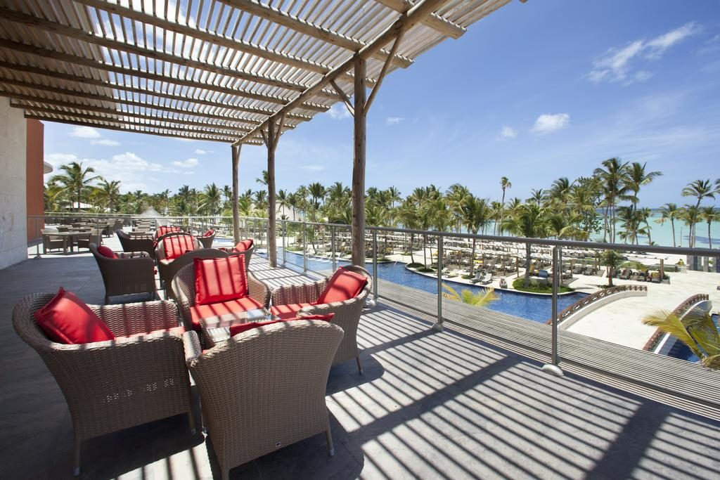 Barcelo Bavaro Resort - deck