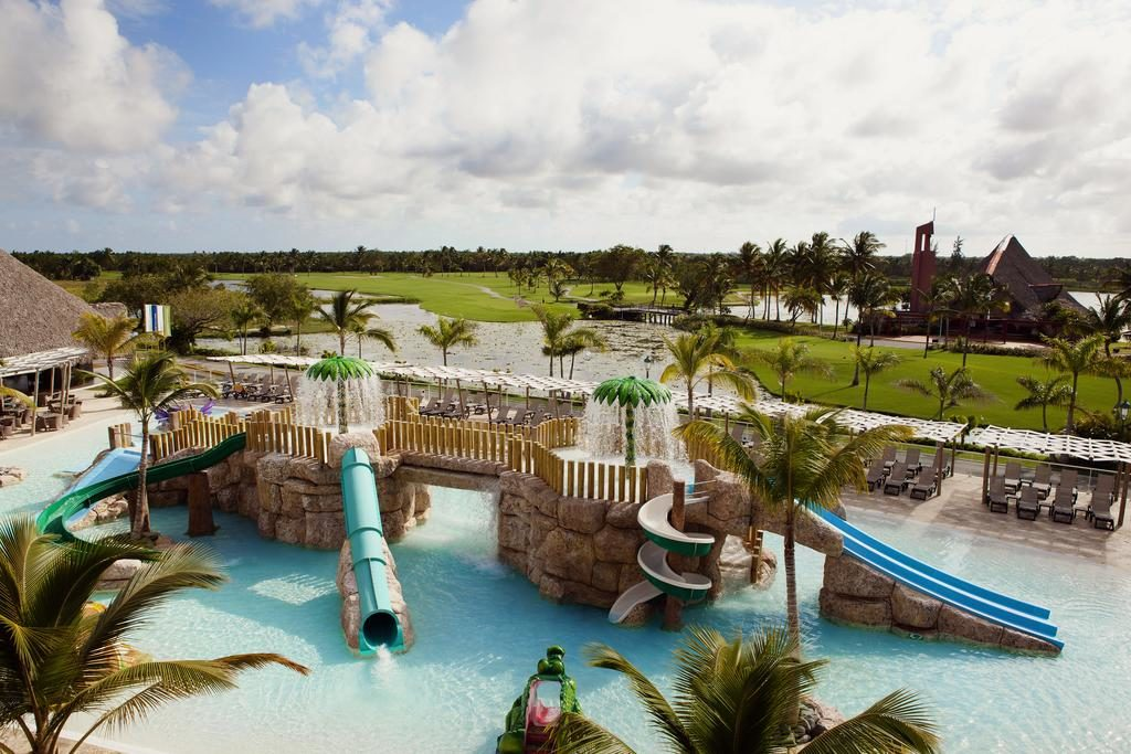 Barcelo Bavaro Resort - area kids