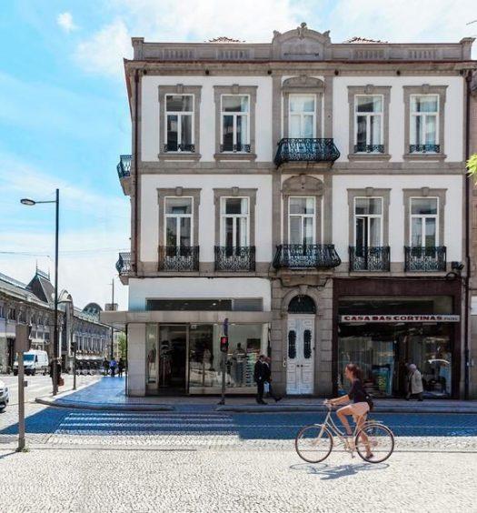 Onde ficar em Porto - BO Apartaments