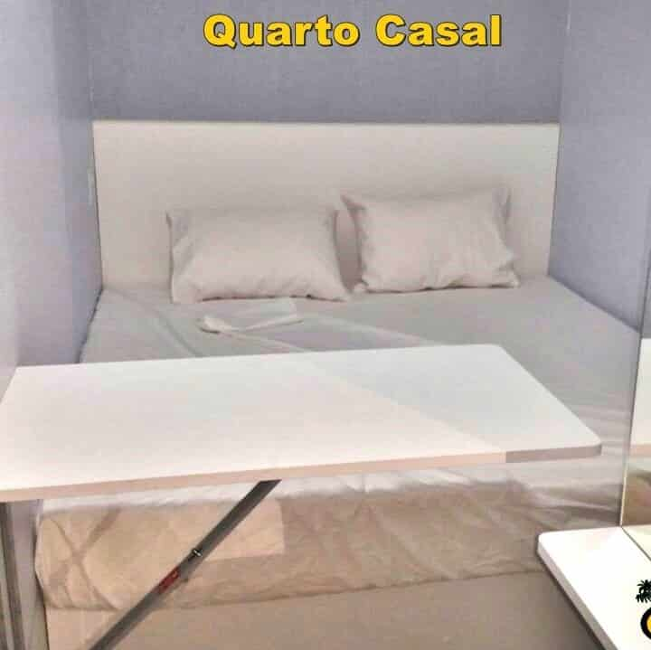 Cama & Café quarto