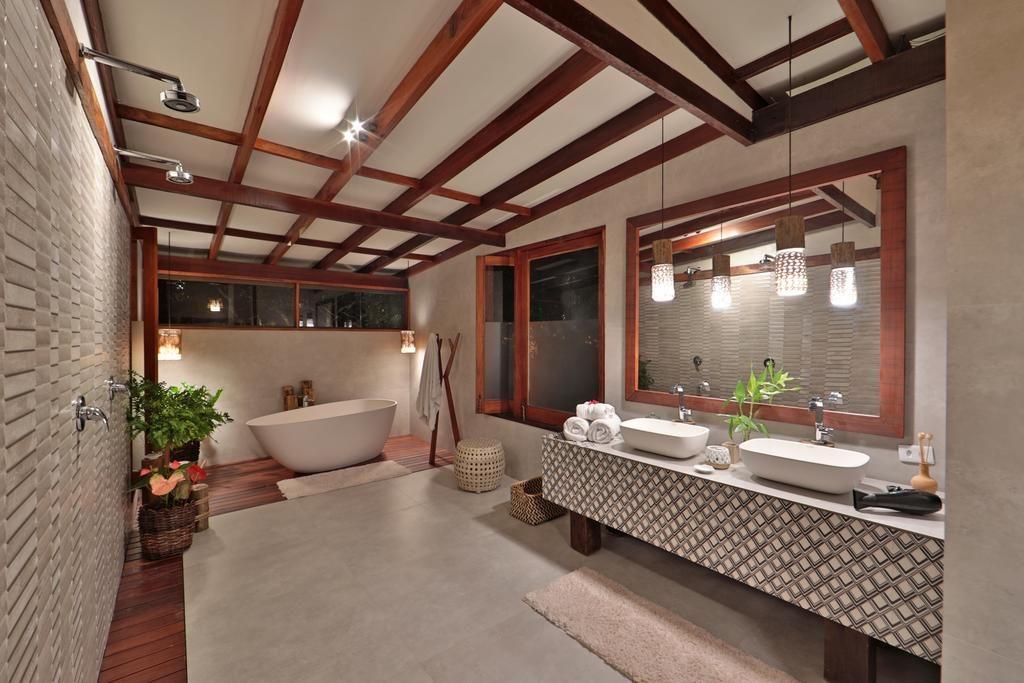 banheiro Camurim Grande - Lua de Mel em Maragogi