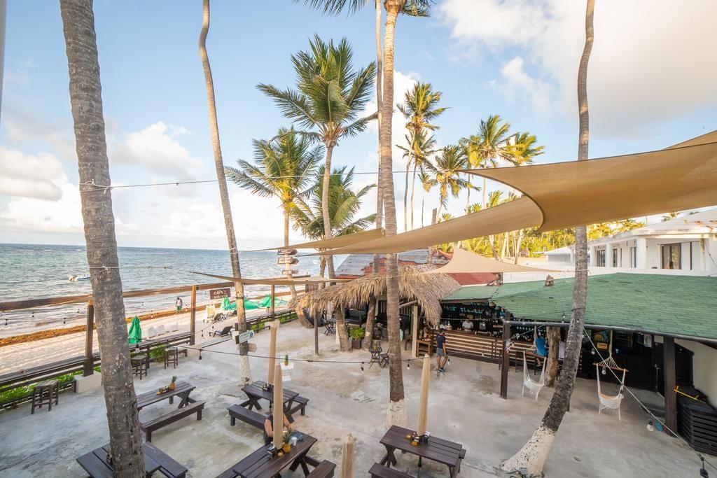 capri beach - melhores hoteis baratos em punta cana