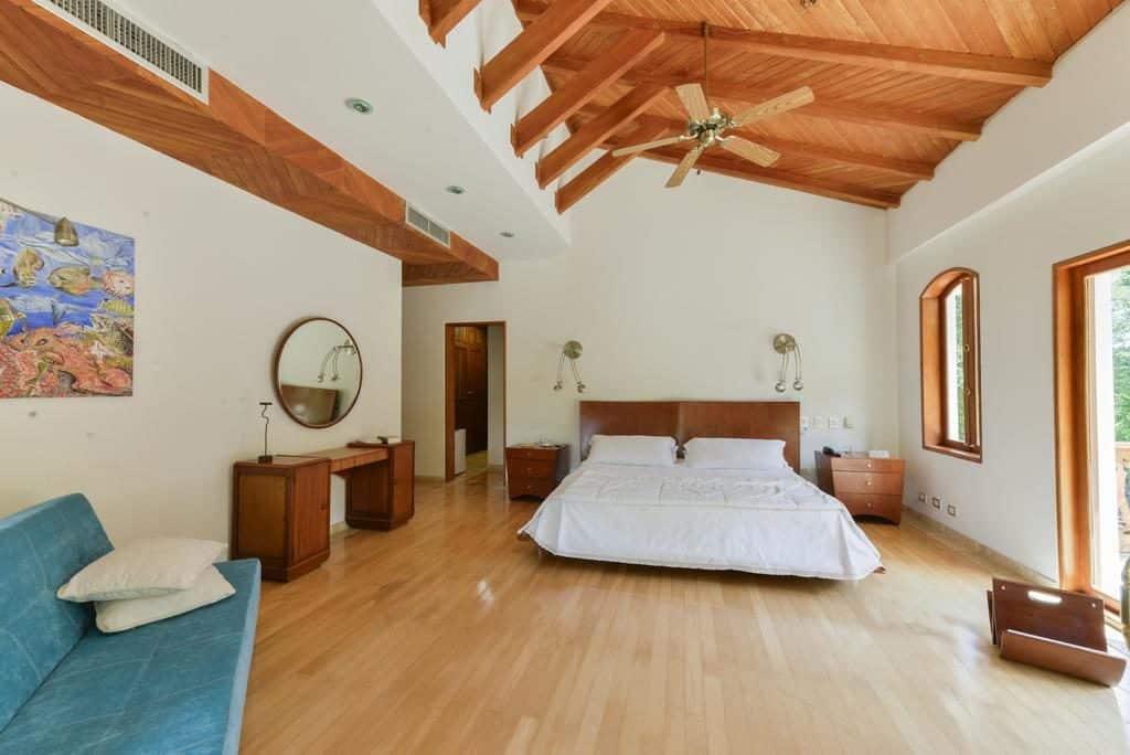 Quarto Casa las Palmas - onde ficar em San Andrés