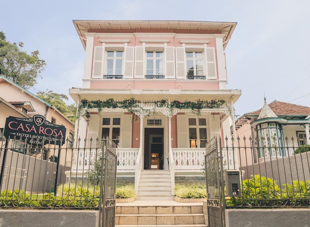 Casa Rosa fachada