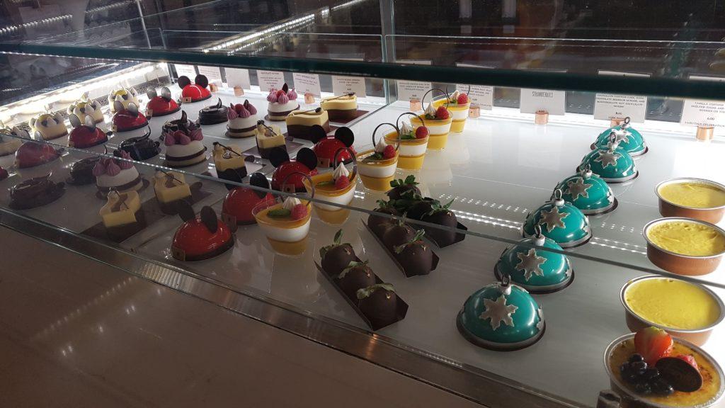 Os lindos doces da Amorette's Pâtisserie