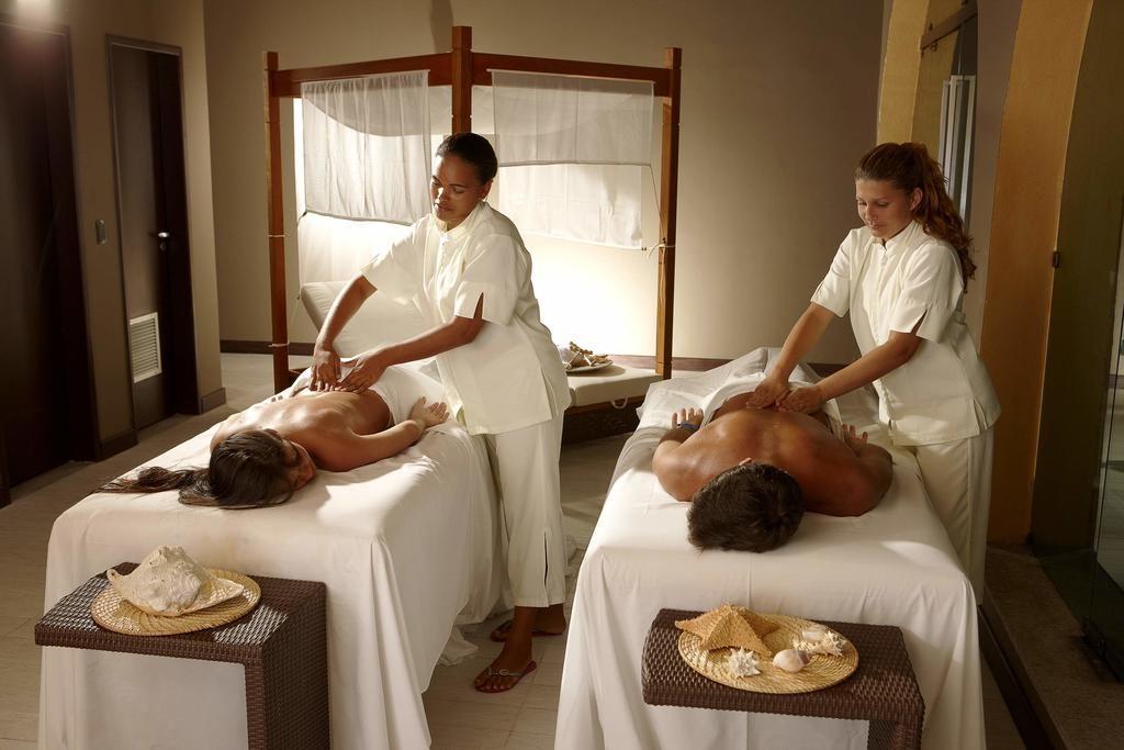 massagem para casal em lua de mel em porto de galinhas no Enotel
