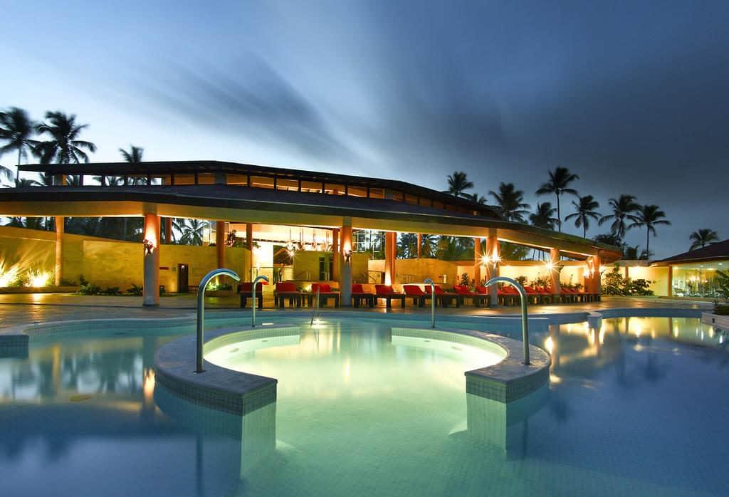 Melhores hoteis em punta cana - Grand Palladium Piscina