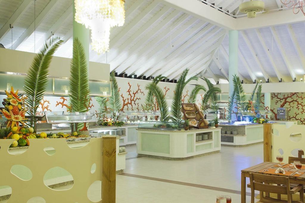 Grand Palladium Puta Cana - Melhores Hoteis - Restaurante