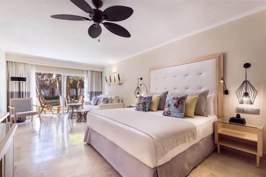 Melhores hoteis em punta cana - Grand Palladium  Quarto