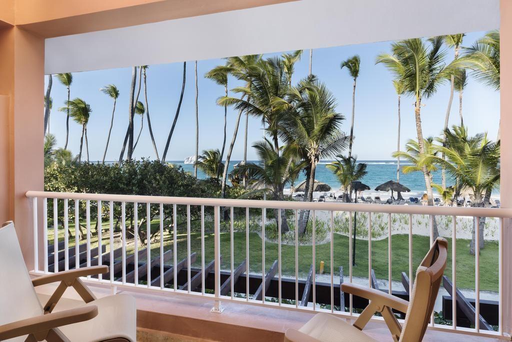 Melhores hoteis em punta cana - Grand Palladium vista do quarto