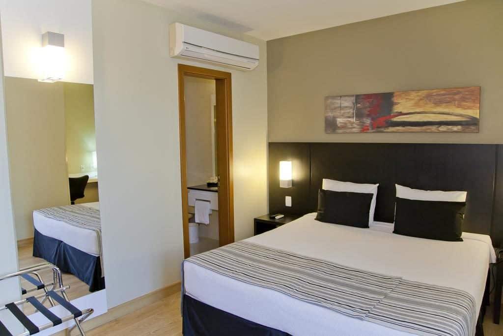 Quarto Grande Hotel Petrópolis