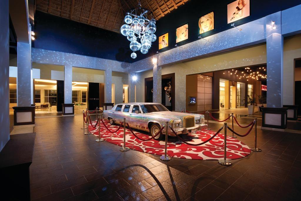 Melhores hoteis em Punta Cana - Hard Rock - Hall Entrada