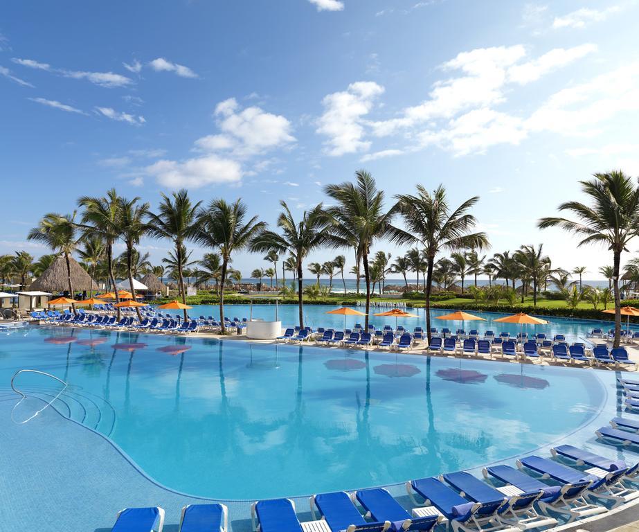Melhores hoteis em Punta Cana - Hard Rock - Piscina