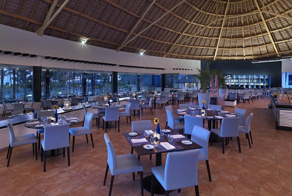 Melhores hoteis em Punta Cana - Hard Rock - restaurante