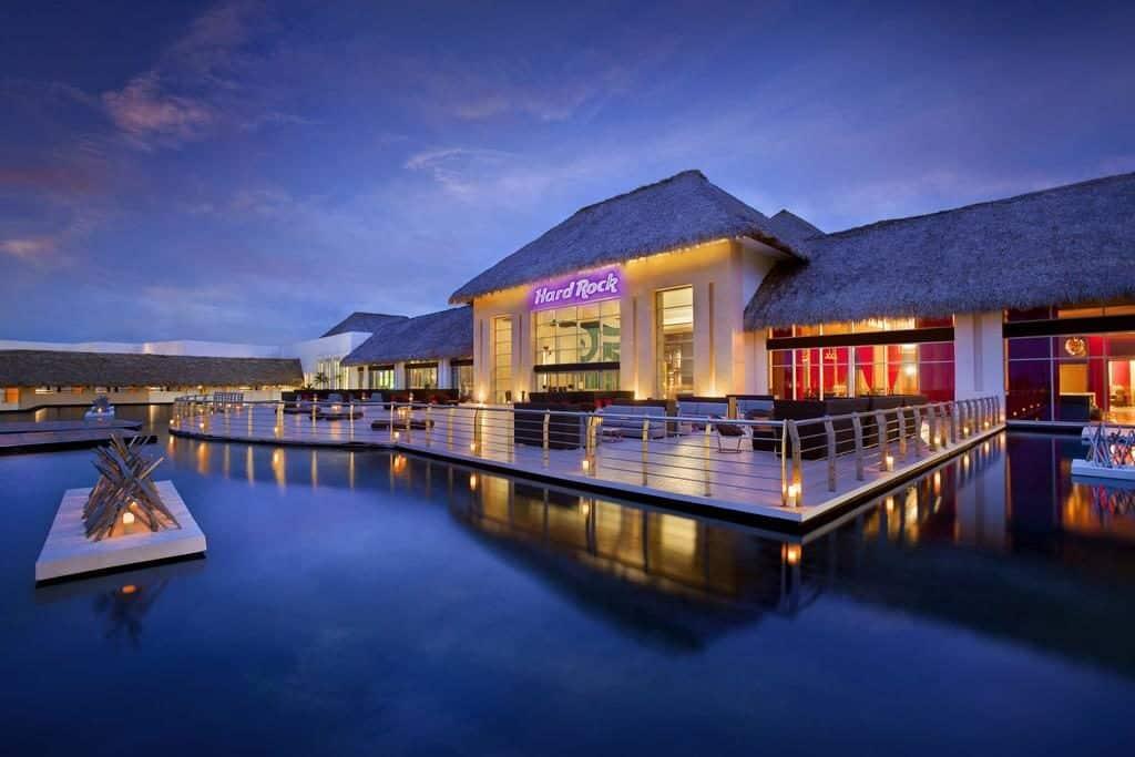 Melhores hoteis em Punta Cana - Hard Rock - Vista