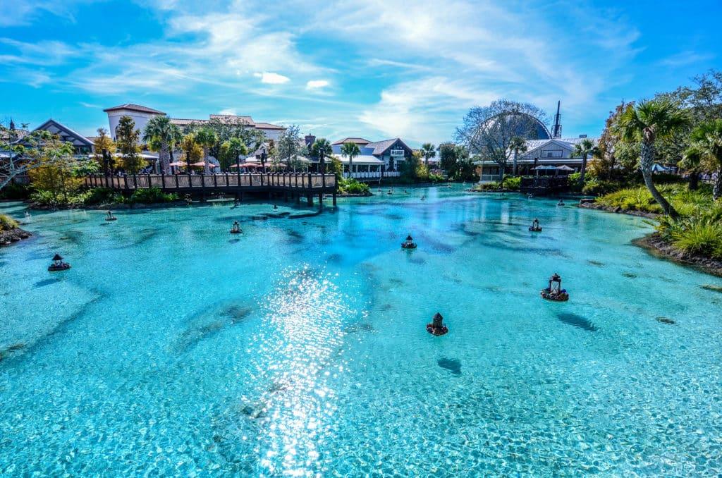Tha Landing na Disney Springs
