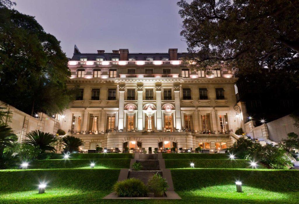 Palacio Duhau - Park Hyatt Buenos Aires um dos melhores hotéis na cidade!