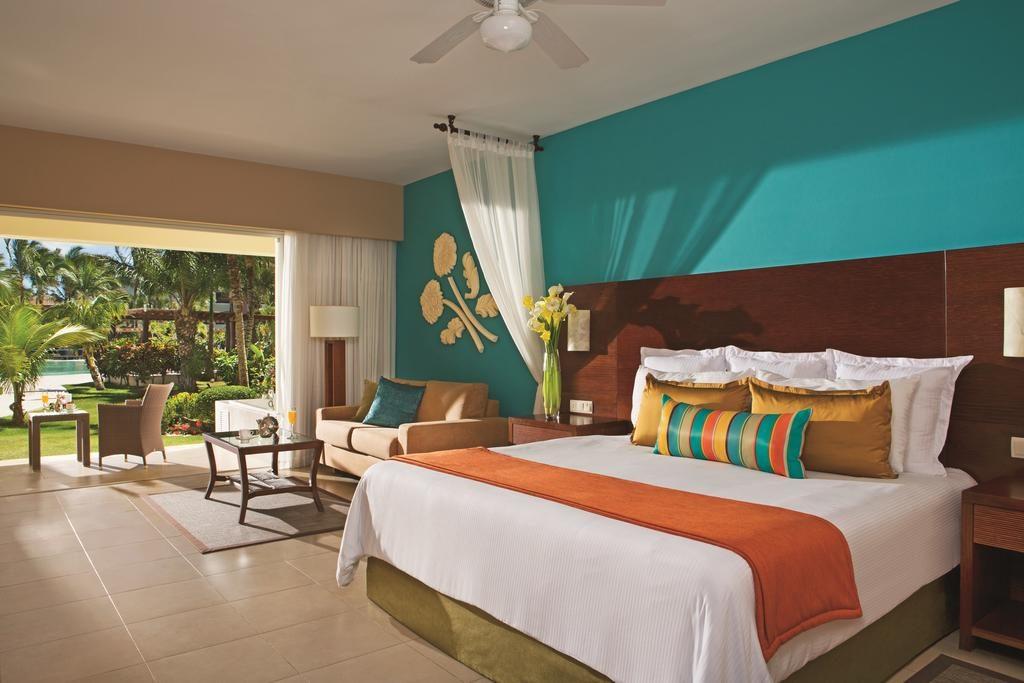 Now Larimar Punta Cana quarto de casal