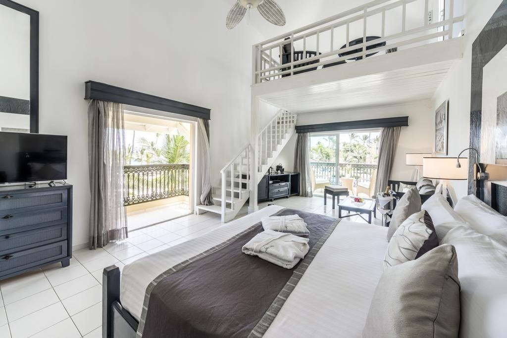 Ocean Blue & Sand Beach Resort quarto casal de dois andares