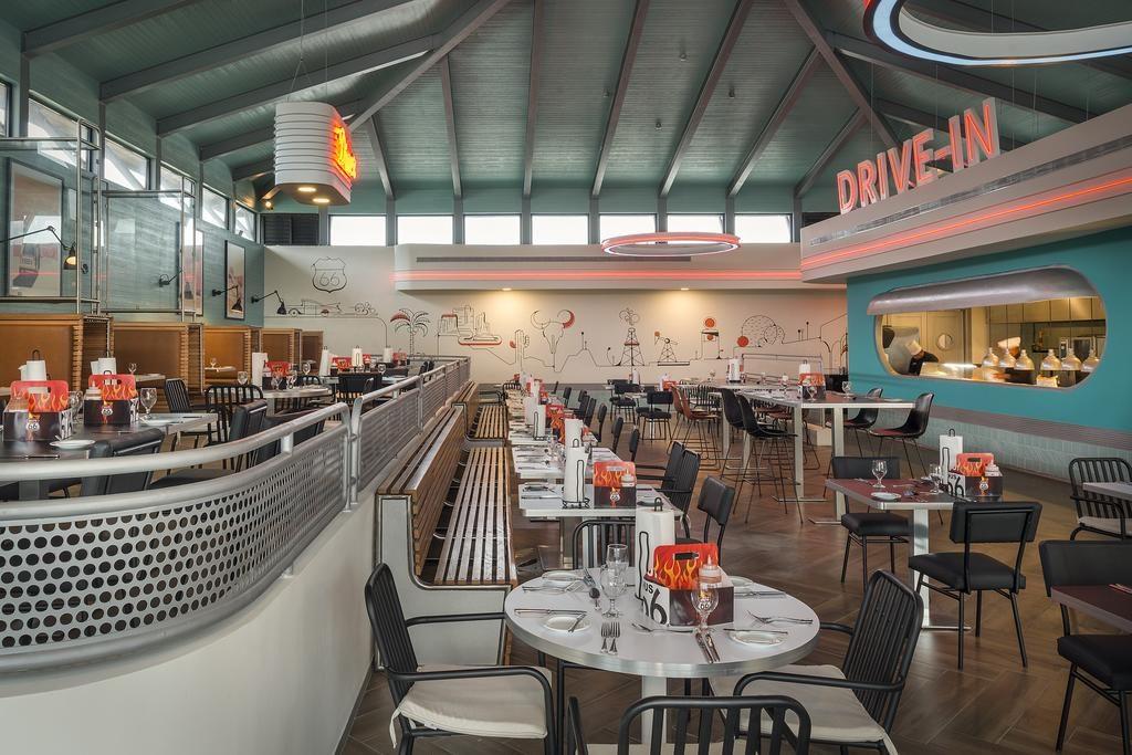 Ocean El Faro El Beso - restaurante em um dos melhores hoteis em Punta cana