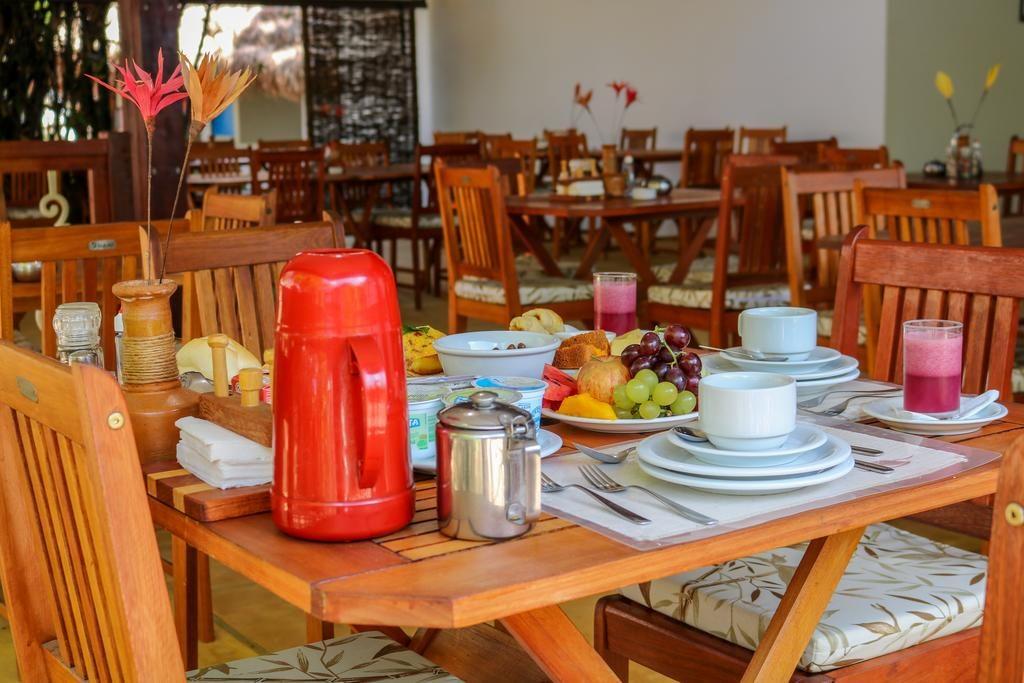 Lua de Mel em Maragogi - Cafe da Pousada Barra Velha