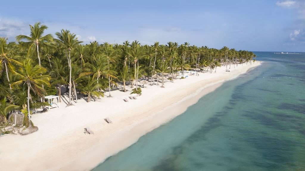 A Praia Cabeza de Toro mais ao Sul de Punta Cana, ideal para casais e resorts mais exclusivos