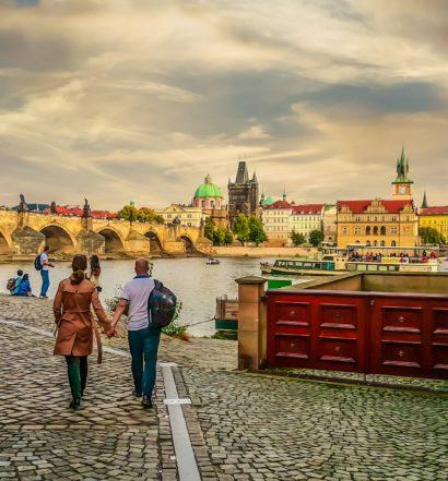Seguro viagem Europa - cidade de Praga
