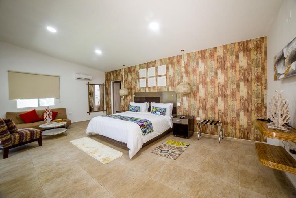Solare SAI Ecohotel quarto - onde ficar em San Andrés