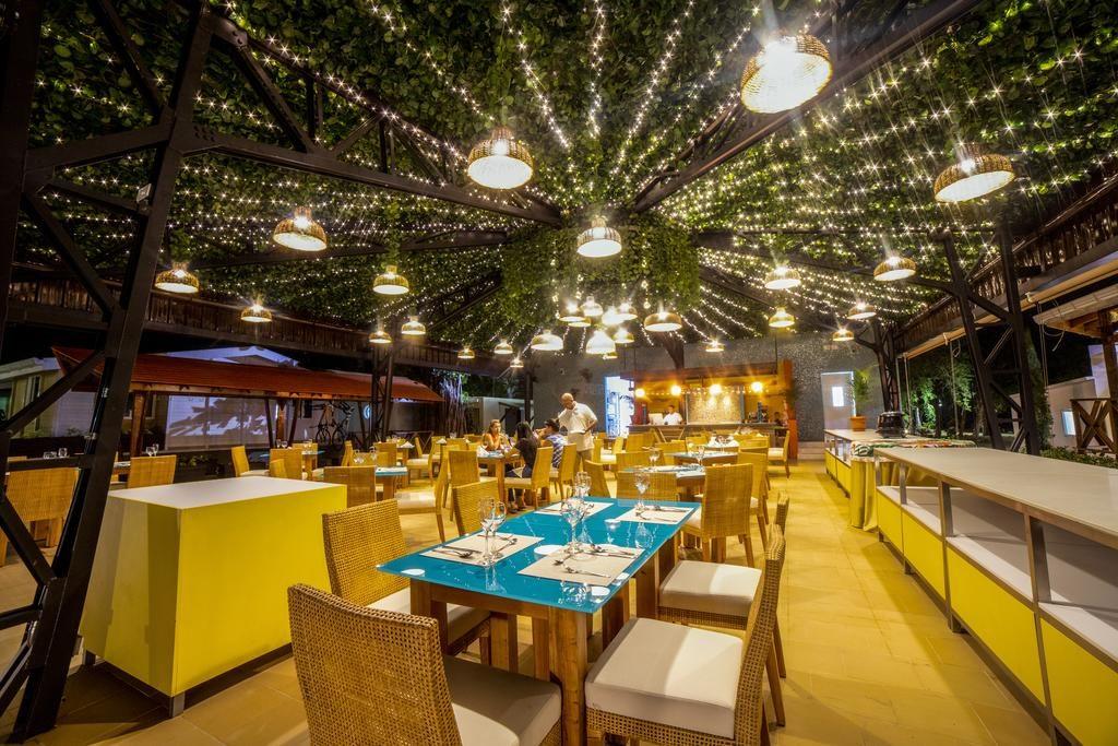 Restaurante Solare Sai Ecohotel - onde ficar em San Andrés