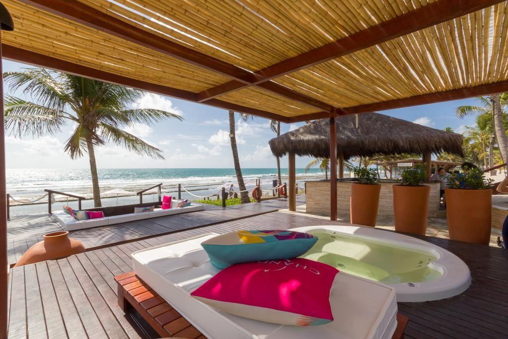 deck Summerville Beach Resort
