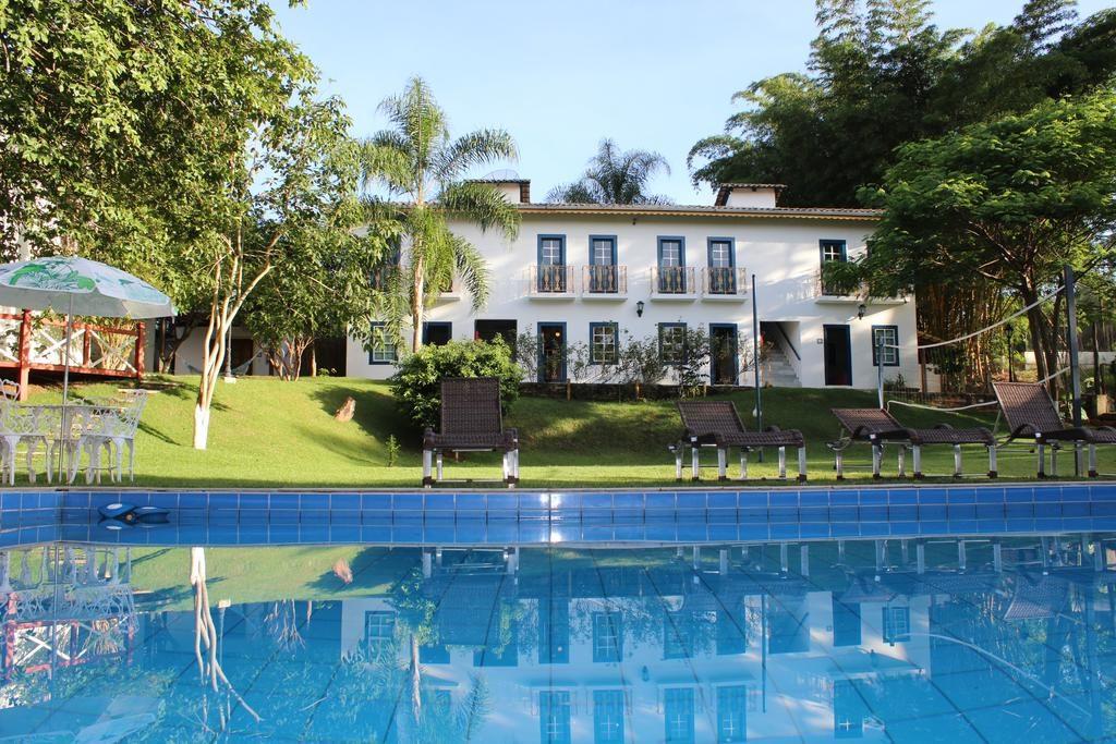 A Pousada Villa Bia em Pirenópolis