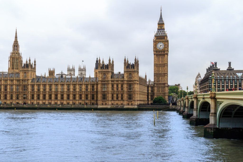 O Palácio de Westminster e o Big Ben em Londres - Precisa estar na sua lista de o que fazer em Londres