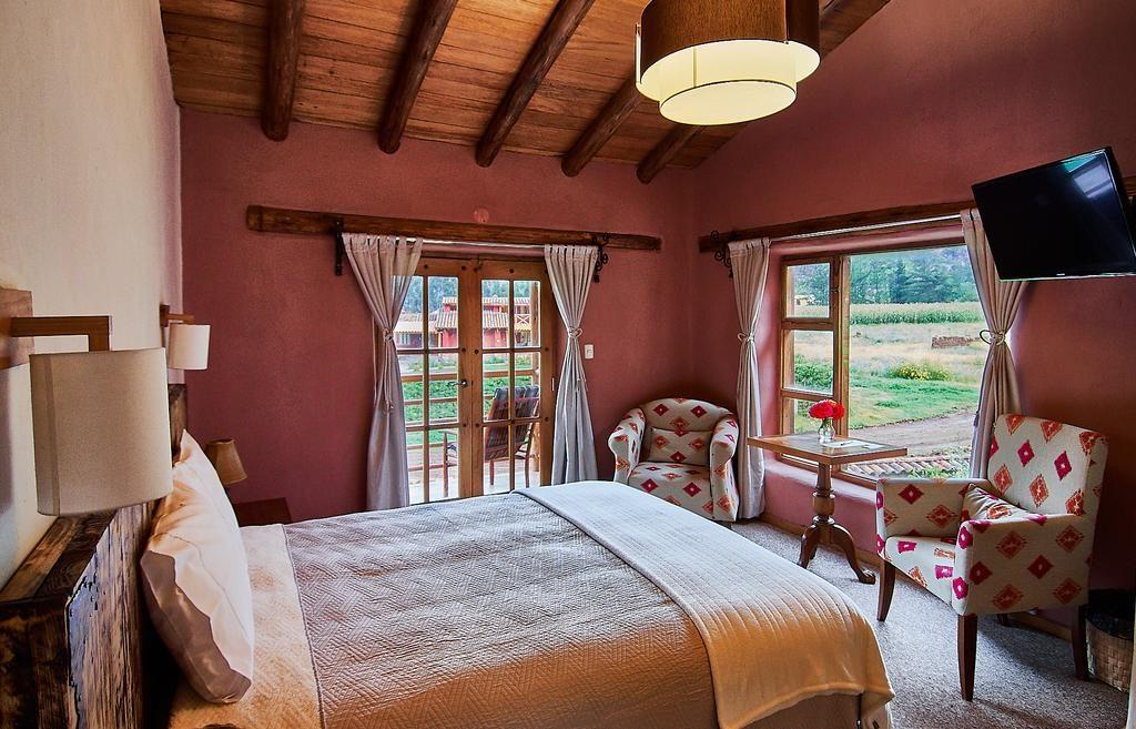 Foto do Allpawasi Pisac Lodge de onde se hospedar em Machu Picchu