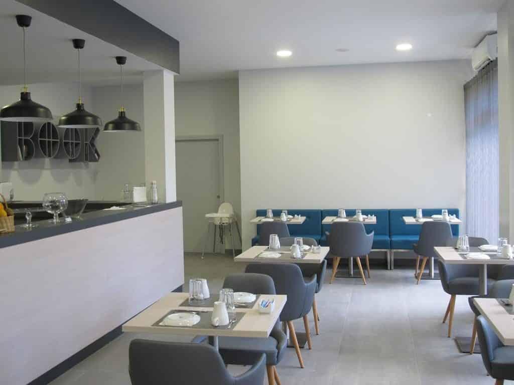 Restaurante do no Boavista Guest House em Lisboa
