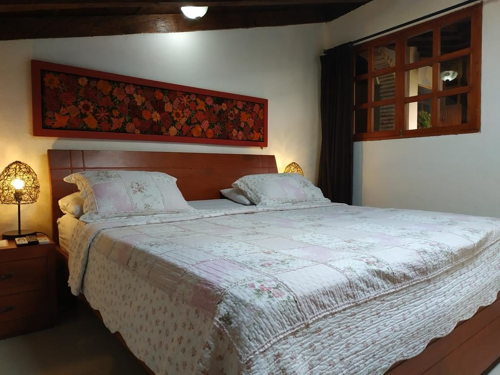 Quarto simples Casa India Catalina