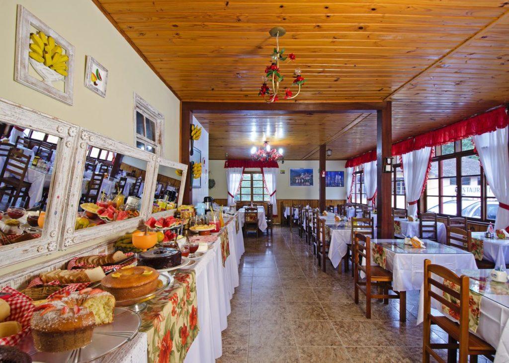 Café da manhã no Chalé Sonho Meu em Visconde de Mauá - pousadas em visconde de maua
