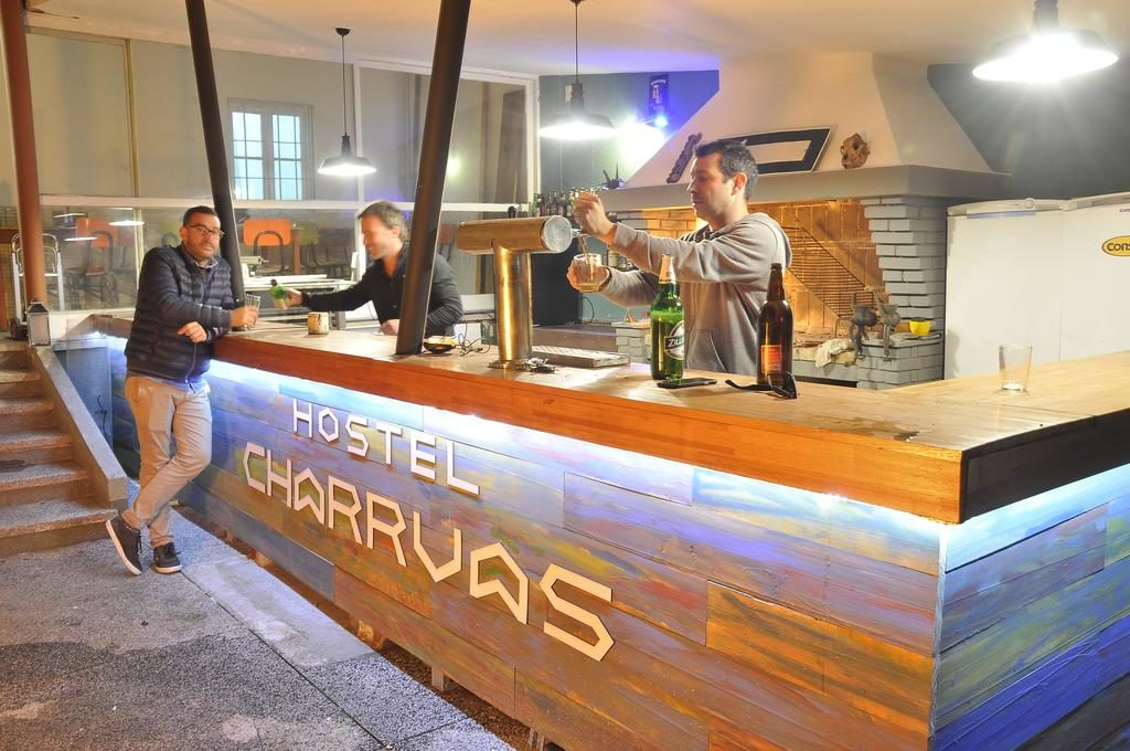 Charruas Hostel - vinicolas Uruguai