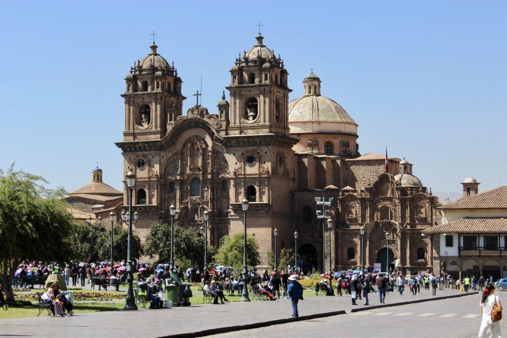 A cidade de Cusco no Peru - como chegar em Machu Picchu a partir de Cusco