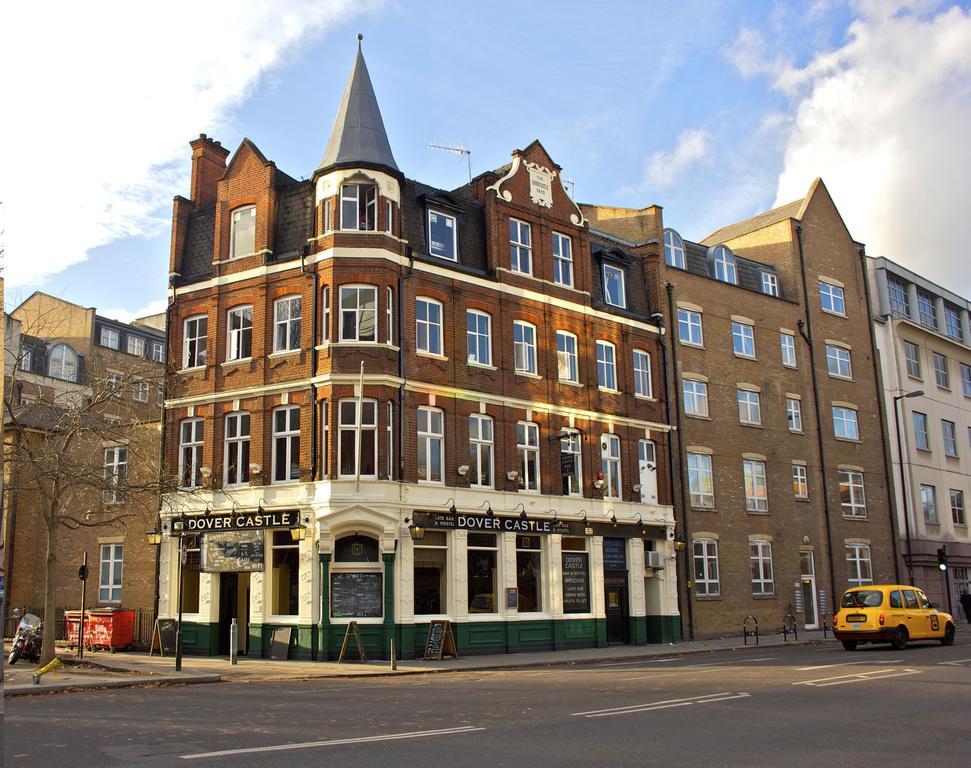 O Dover Castle Hostel, uma ótima opção onde ficar em Londres