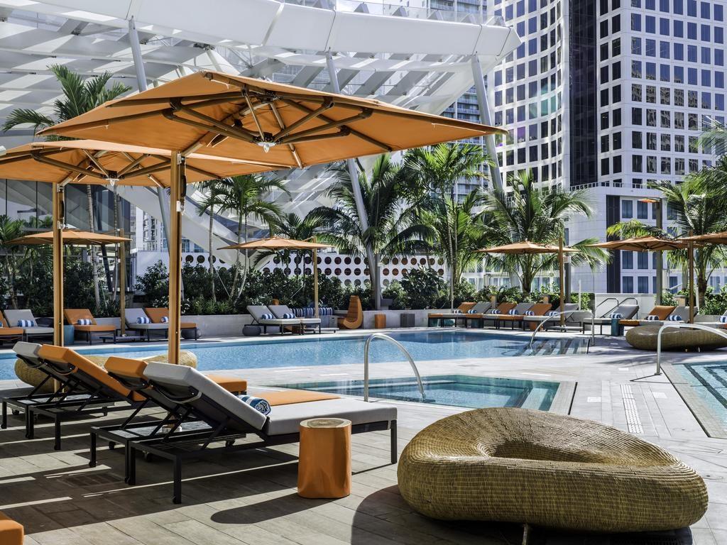 piscina no East Miami