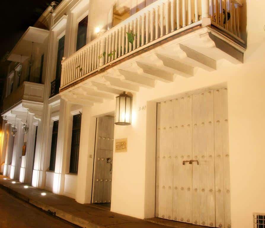 Estancia de La Mantilla hotel em Cartagena