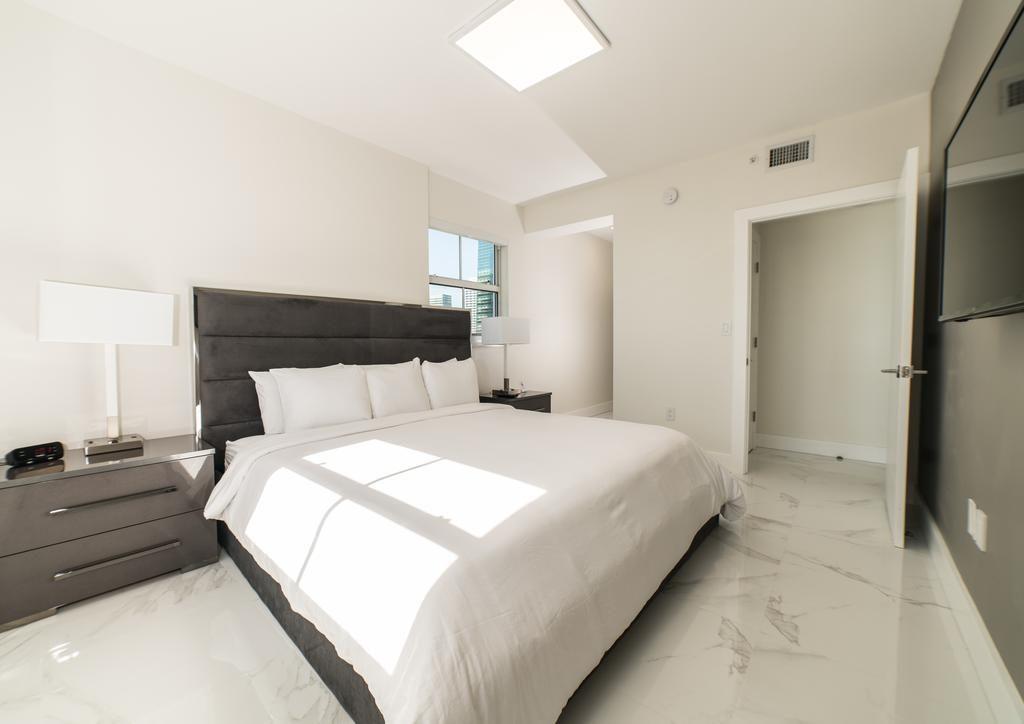 Quarto de casal no Fortune House Hotel - Hotel em Miami