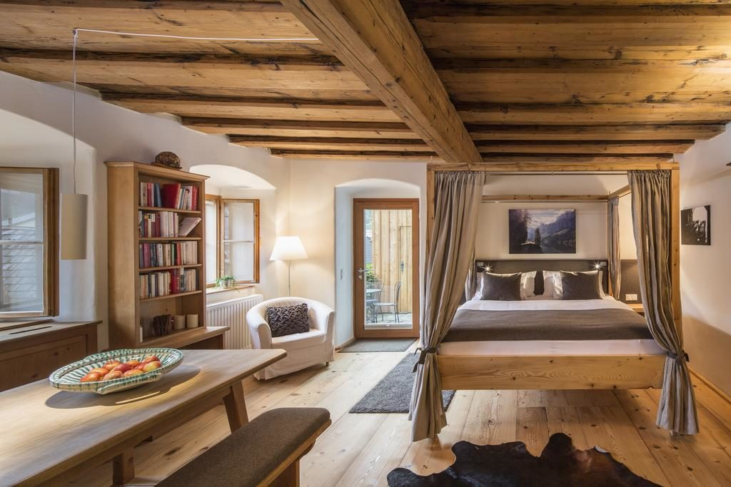 Quarto do Hallstatt Hideaway