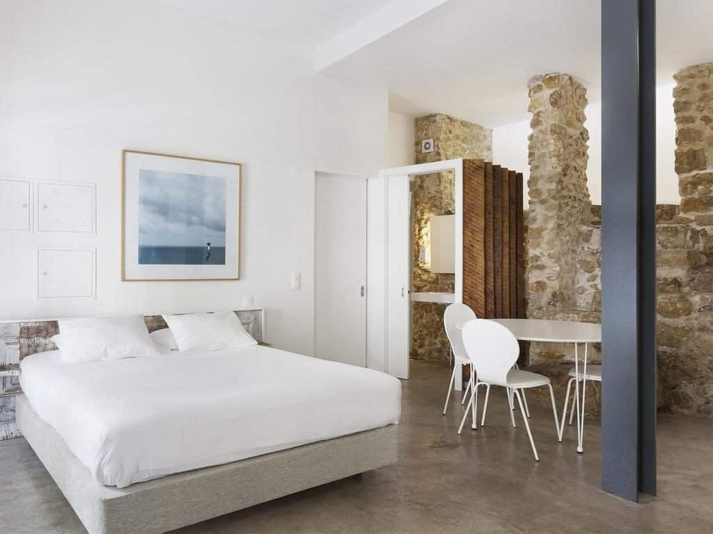 Quarto do Hello Lisbon Castelo Apartments