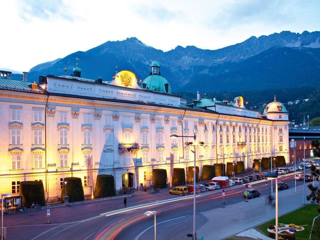 Hofburg - Palácio Imperial de Innsbruck