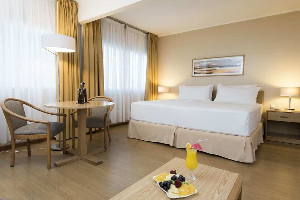 Holiday Inn Montevideo- vinicolas Uruguai