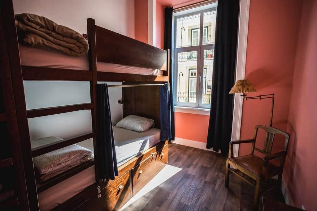 Onde ficar barato em Lisboa no Home Lisbon Hostel