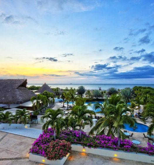 Hoteis em Cartagena das Indias Colombia - Estela Playa